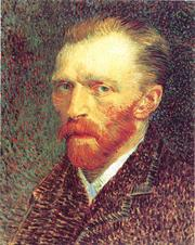 Vincent van Gogh • Self Portrait 1887