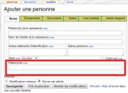 Aide Formalisation Des Noms Patronymiques Rodovid Fr